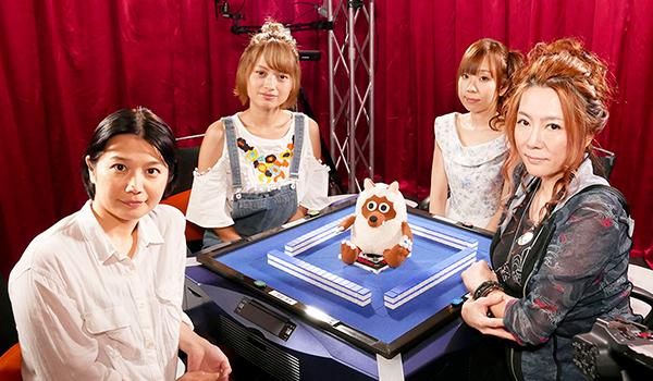 第4期 Lady's麻雀グランプリ ~後期リーグ戦~